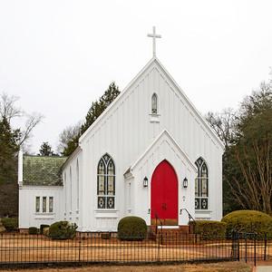 St. John's Episcopal Church, Hopkins