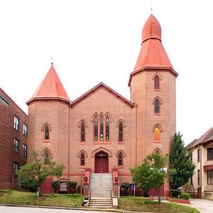 Sydney Park Colored Methodist Episcopal Church, Columbia