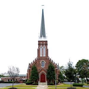 Episcopal Church of the Good Shepherd, Columbia