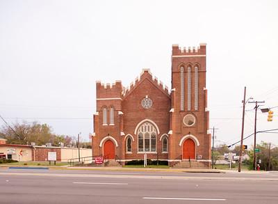 Ladson Presbyterian Church, Columbia