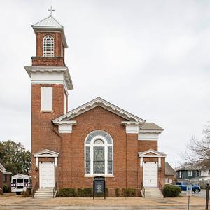 Woodrow Memorial Presbyterian Church, Columbia