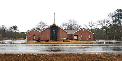 St, Phillip A.M.A. Church, Eastover