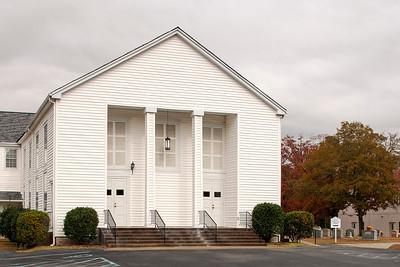 Sandy Level Baptist Church, Blythewood