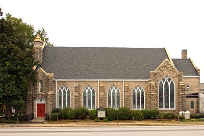 St. Paul's Lutheran Church, Columbia