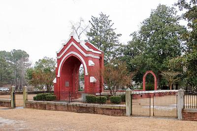 Zion Episcopal Church Ruins, Eastover