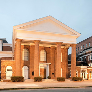 First Baptist Church, Columbia