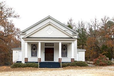 Oak Grove United Methodist Church, Blythewood