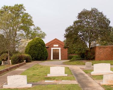 Fleishman Family Chapel, Columbia