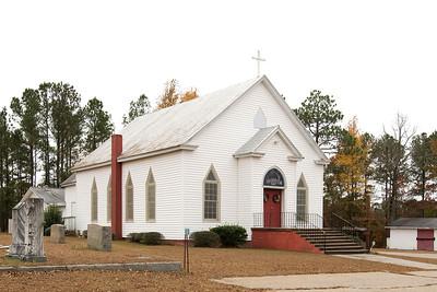 St. Andrew's Lutheran Church, Blythewood
