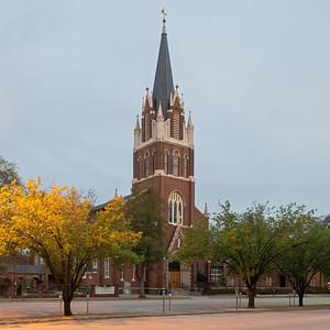 St. Peter's Roman Catholic Church, Columbia
