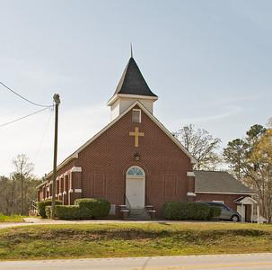 St. Paul AME Church, Irmo