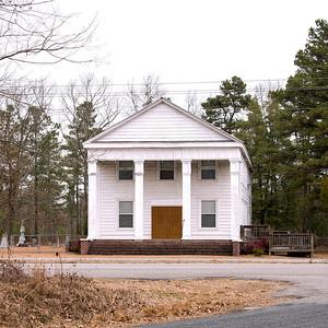 Good Hope Baptist Church, Eastover