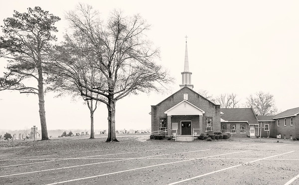 Butler Methodist Church, Saluda