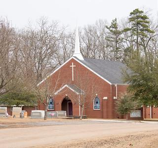 St. Mark's Lutheran Church, Saluda County