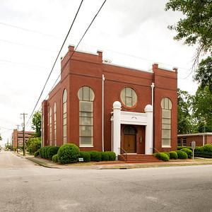 Temple Sinai, Sumter