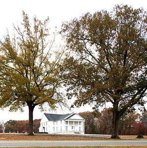 Padgett's Creek Baptist Church, Cross Keys