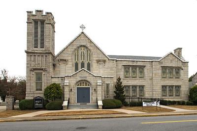 Grace United Methodist Church, Union