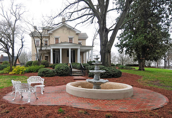 William-Ball-Copeland House<br /> <br /> (The Villa) The Williams-Ball-Copeland House is significant for the contributions made by four of its former residents, John Drayton Williams, Beaufort Watts Ball, William Watts Ball, and Sarah Ball Copeland, to the fields of publishing, politics and government, and civic work. The house is an outstanding example of the Italian Villa style of architecture. Built ca. 1859-61 as a winter residence for Colonel John Drayton Williams (1798-1870), the house was one of at least four in the city of Laurens built in this style; it is the only one that remains intact. The contractor for the house was Dr. John Wells Simpson, who employed skilled, slave artisans in its construction. Dr. Simpson also built the Laurens County Courthouse. John Drayton Williams and Beaufort Watts Ball, the first two owners of the house, were active in state government. Williams served as a member of the South Carolina House of Representatives, and the Southern Rights Convention of 1852. He was also a member of the Secession Convention and a signer of the Ordinance of Secession. Ball was a member of the South Carolina Constitutional Convention of 1865 and a State Representative. Ball's children William Watts Ball and Sarah Ball Copeland were editors of their father's newspaper the Laurens Advertiser. W.W. Ball later served as editor of The State and The News and Courier. Sarah Ball Copeland served as Chairman of the Library Board of Trustees for twenty-seven years. The house is a two-story brick residence that is stuccoed and scored. The house is situated on the crest of a prominent hill in the western section of the city. To the north of the house are two, small, brick outbuildings which date from the same period as the house. One was originally the summer kitchen and the other was a combination smokehouse and food storage house. Listed in the National Register November 19, 1986.