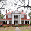 William P. Stroman House<br /> <br /> The William P. Stroman House is significant as a fine example of late Neo-Classical residential architecture. The architectural firm of Lafaye and Lafaye designed the house. Based in Columbia, Lafaye and Lafaye were recognized as one of the state's leading architectural firms at the time. They designed many significant public and private structures throughout South Carolina, including buildings at the State Hospital for the Insane in Columbia and the State Training School in Clinton. The firm was active in Orangeburg designing other Neo-Classical structures such as the First National Bank Building and the Dr. E.O. Horger House, located across the street from the Stroman House. The house, constructed in 1926, includes numerous elements of Neo-Classical design such as a symmetrical arrangement, a full-height porch, Doric columns, a pediment, cornices with dentils and a Greek Revival entrance. It is a brick residence with a roof of Spanish tiles. Included on the property are two contributing outbuildings, a garage and a greenhouse. Listed in the National Register August 1, 1996.