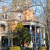 "Bon Haven<br /> <br /> (Cleveland House) Built ca. 1884, Bon Haven is a Second Empire style structure with 1920s Neo-Classical additions. Its builder, John B. Cleveland, played a vital role in the growth of Spartanburg, promoting almost every facet of the town's development to such a degree that upon his death in 1928 he was heralded as the town's ""first citizen."" Cleveland was a founder and trustee of Converse College, a trustee of Wofford College, and played a role in the establishment of Spartanburg's city school system. He organized and served as president of Whitney Mills and was instrumental in establishing the town's first bank, First National Bank of Spartanburg. From 1904 until his death in 1928, Cleveland served as vice president of the South Carolina Historical Society. Between 1878 and 1880, he served in the South Carolina House of Representatives. Bon Haven is architecturally significant due to its solid construction and interesting design. Two stories high and set upon a raised granite basement, the house exemplifies the eclecticism of two ages. The Mansard roof, central tower, and arched window reflect the Second Empire style of architecture; the massive Ionic columns and portico reflect the Neo-Classical revival of the 1920s. To the rear of the structure are brick servant's quarters, a brick ""tea"" house, and the remains of a formal garden. Listed in the National Register June 29, 1976."