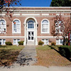 Carnegie Public Library<br /> <br /> Sumter's first and only public library from 1917 to 1968, was one of the 1,679 public libraries built in the United States with funding from the Carnegie Corporation, and represents the trend towards the establishment of public libraries in the late nineteenth and early twentieth centuries. This simple Beaux Arts building was designed by local architects J. Herbert Johnson and N. Gaillard Walker, in conjunction with Secretary James Bertram of the Carnegie Corporation. This building represents the progressive and civic-minded nature of the citizens of Sumter during the first decade of the twentieth century, as well as the social responsibility displayed by Andrew Carnegie. Though the $10,000 cost of construction was funded by the Carnegie Corporation, the operation and maintenance of the library was the financial responsibility of the city of Sumter. The Sumter Civic League raised money to purchase books for the library. The building was a center for learning for the citizens of the city for a large part of the twentieth century. Listed in the National Register August 5, 1994.