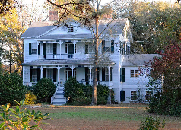 Appin<br /> <br /> Appin was reputedly constructed ca. 1870 for William Sylvester Mowry. The two-story frame central hall farmhouse with modest Victorian ornamentation is significant for its association with its second owner, Charles Spencer McCall, a prominent Marlboro County merchant and local politician. McCall purchased the plantation ca. 1875 and renamed Appin for his ancestral home in Scotland. McCall served with the South Carolina Volunteers and the Hampton Legion in the Civil War from 1862 until the surrender at Appomattox. He returned to Bennettsville to work and soon rose from a lowly clerk to owner of his own establishment. McCall was the vice-president of the Bank of Marlboro in Bennettsville, the president of the Marlboro Cotton Oil Company, and a successful farmer. In addition to his commercial accomplishments, McCall was a member of the Democratic State Executive Committee from 1880-88 and was a delegate to the National Convention in 1880. He was a member of the South Carolina Senate from 1877-1890 and from 1902-1904 and served as mayor of Bennettsville from 1889-1901. Listed in the National Register June 28, 1982; Boundary increase October 3, 2007.