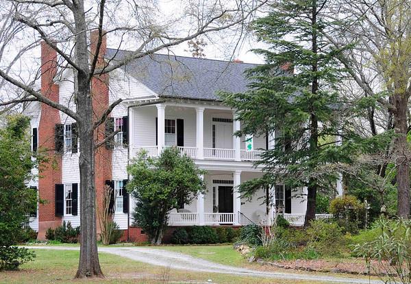 Photographs of the National Historic Register Landmarks in South Carolina
