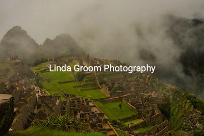 Machu Picchu, After the Rain