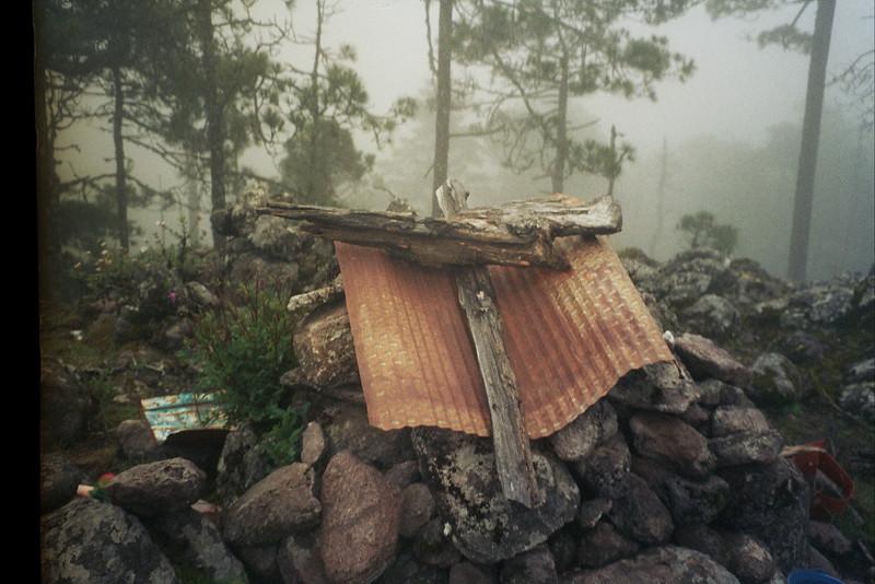 Cloud Forest Shrine 2 - Oaxaca, MX