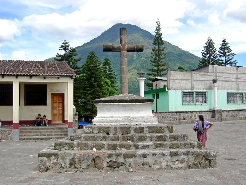 The Zocalo - Lake Atitlan, MX