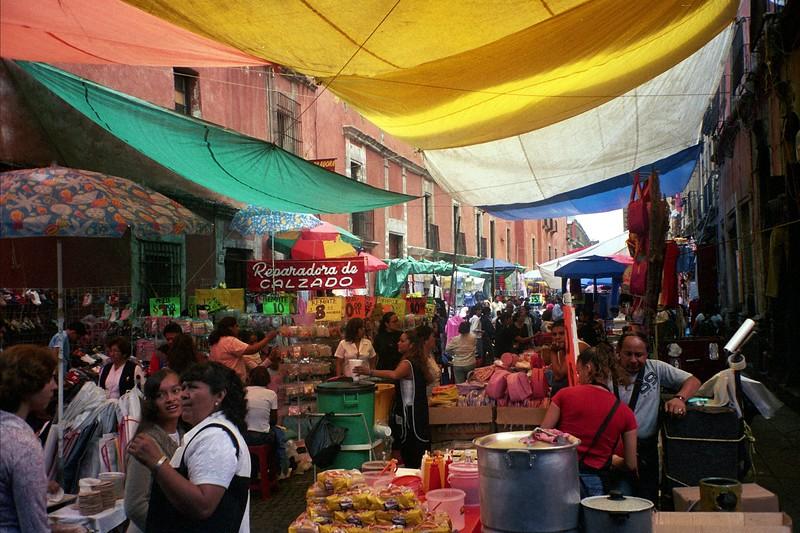 The Market 2 - Mexico City