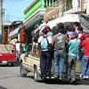 Guatemalan Taxi