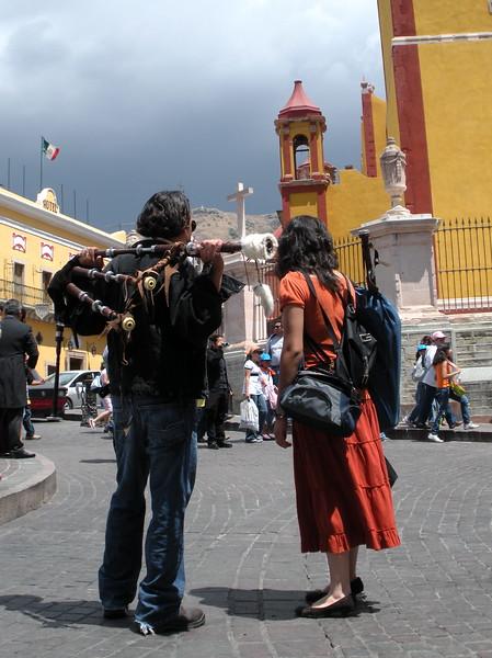 Pipers of Guanajuato