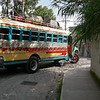 Chicken Bus - Lake Atitlan, Guatemala