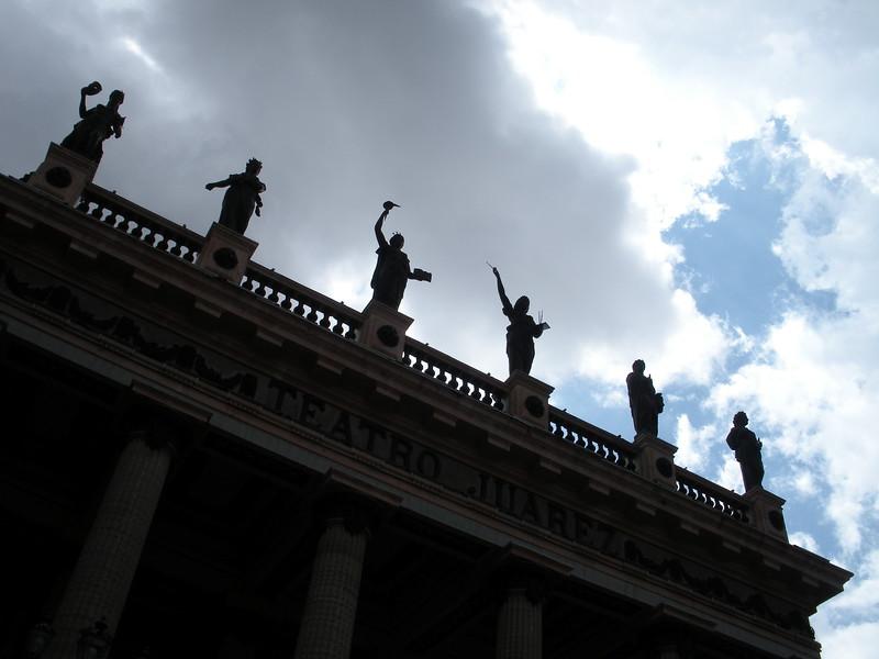 Guanajuato Theatre