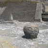 Olmec Head - Cholula