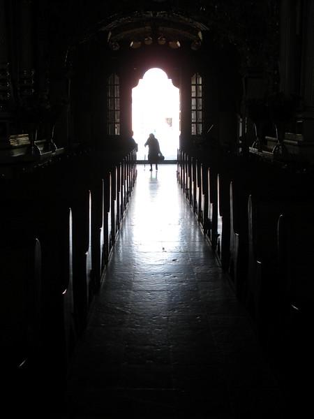 La Iglesia de Tonantzintla