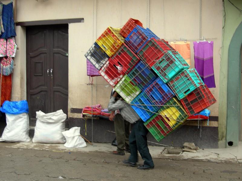 Honest Day's Work - Santiago, Guatemala