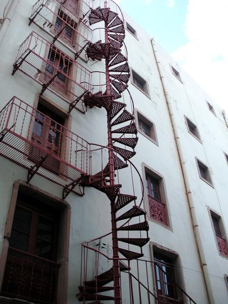 Guanajuato Staircase