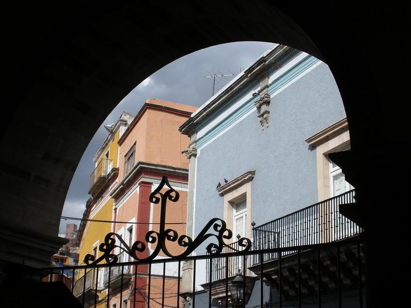 Guanajuato Archway