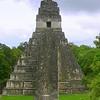 Jaguar Temple - Tikal, Guatemala