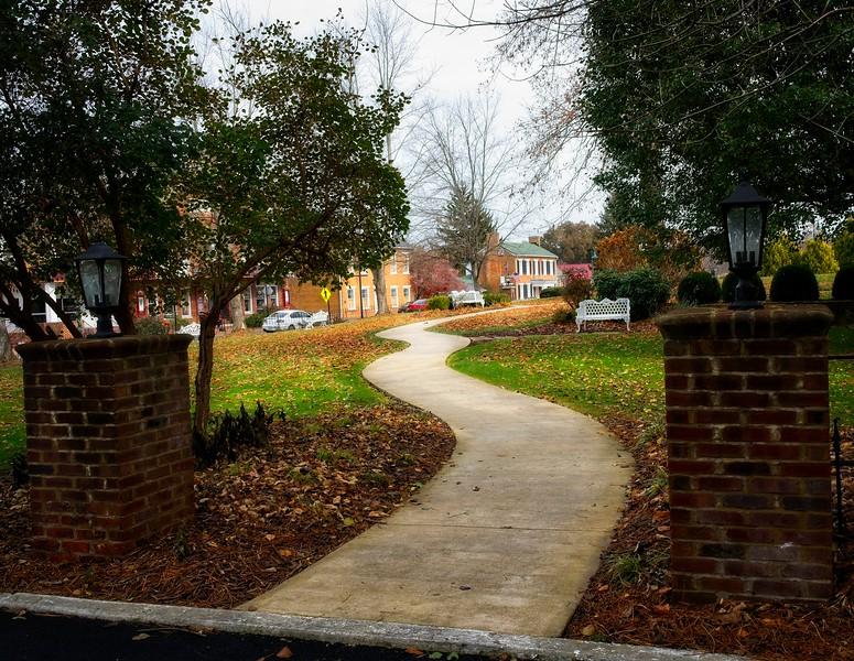 Abingdon VA - The Path