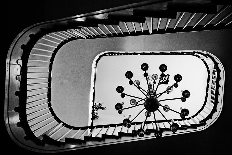 Abingdon VA Martha Washington Hotel Chandelier