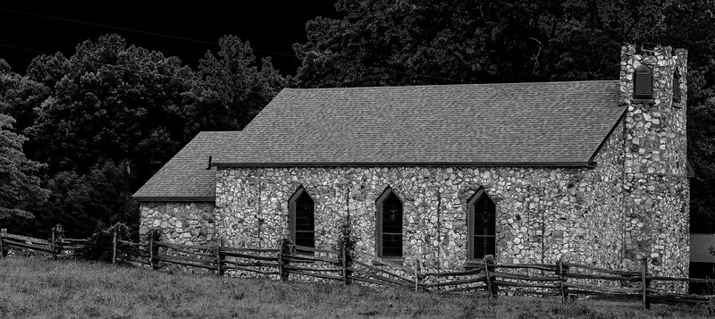 Blue Ridge Parkway - Puckett's Cabin Church-0250