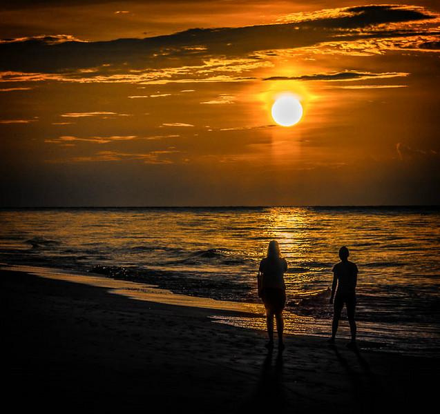Sunrise Silhouettes 2-1