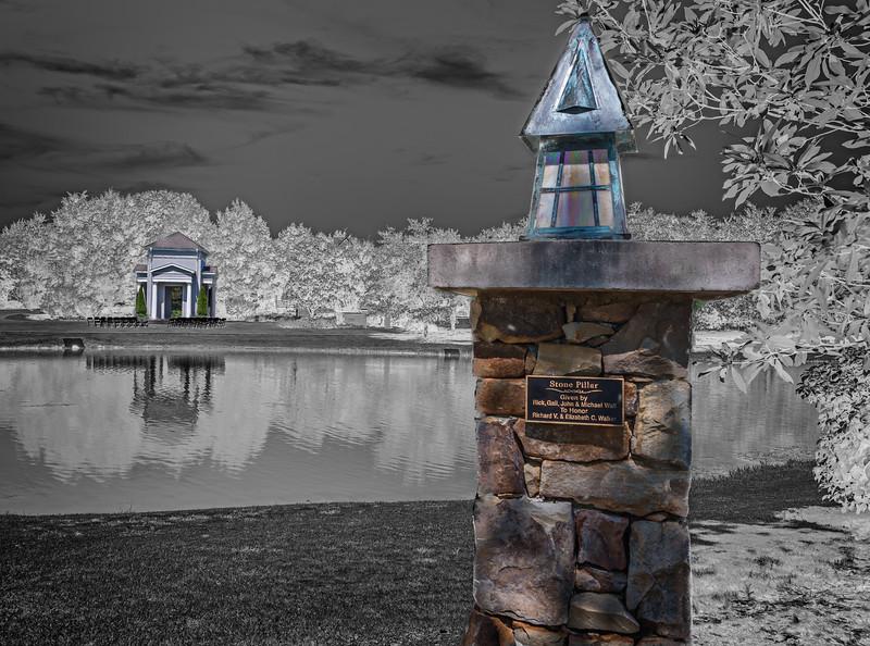 Stone Pillar-