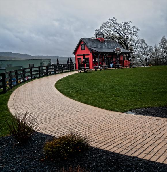 Jim Beam - Red House