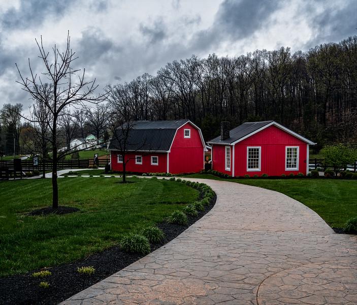 Jim Beam - Red House 2
