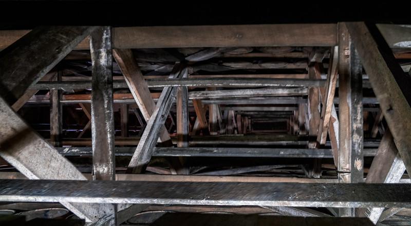 Jim Beam - Barrels in Storage