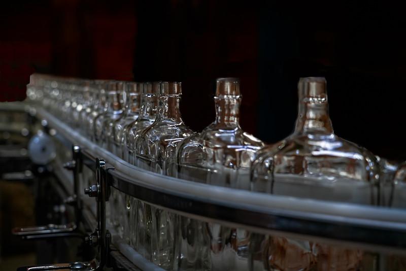 Jim Beam - 100 Bottles on the Belt